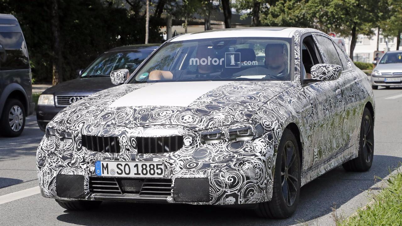 2018 BMW 3 Serisi yeni casus fotoğrafları