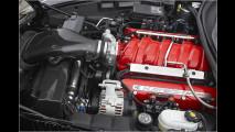 Hochprozentige Corvette