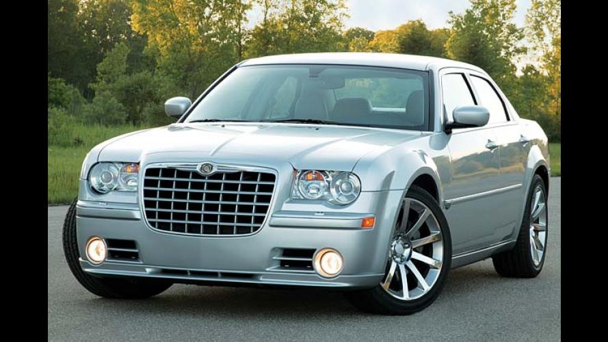 300C SRT-8: Chryslers Stärkster macht richtig Druck