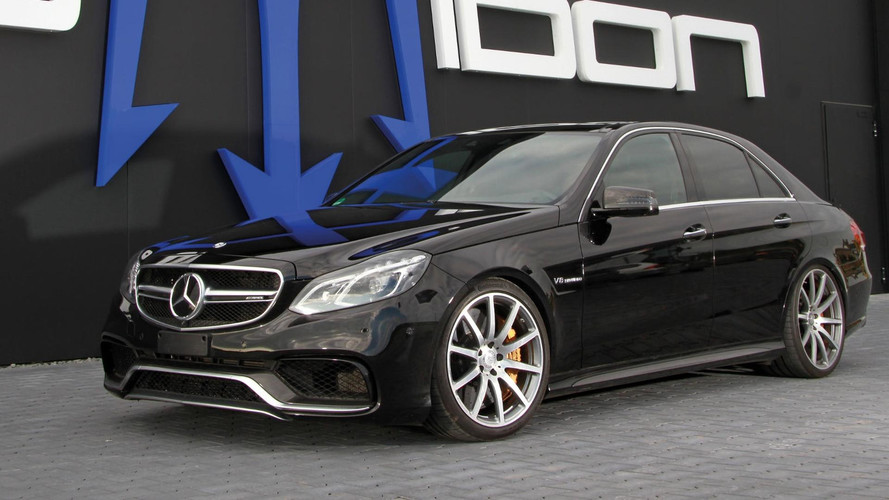 This Mercedes-AMG E 63 S Is More Powerful Than A Bugatti Veyron
