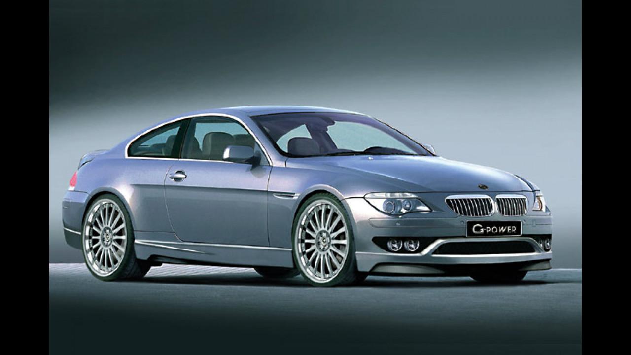 Satt: BMW 6er mit 420 PS