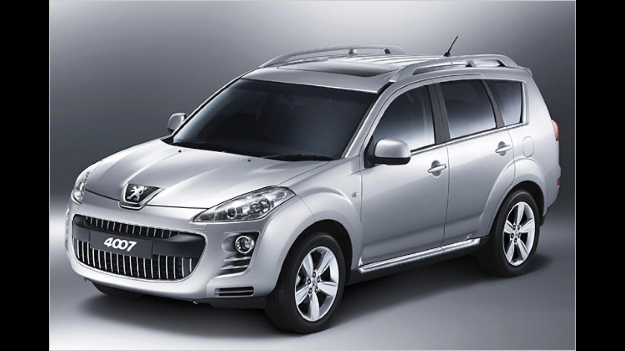 Allrad-Peugeot