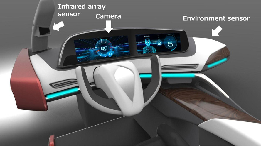 Panasonic Says It Has New Tech That Can Keep Drivers Awake