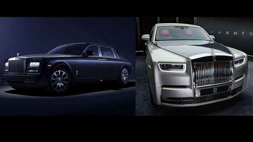 2018 Rolls-Royce Phantom: Neler değişti?
