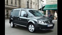 Neuer VW Caddy Maxi