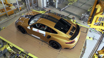 Porsche 911 Turbo S Exclusive Series Production