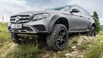 Mercedes E Serisi All-Terrain 4x4²
