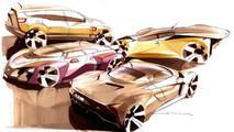 Marussia B3 tasarım yorumu