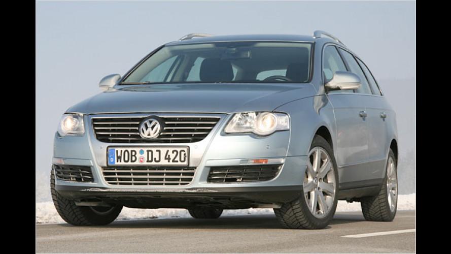 Neuer Sechs-Agil: VW Passat Variant 3.2 FSI 4Motion im Test