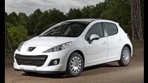 França: Peugeot 207 assume liderança em abril e Duster se mantém no top 10