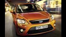 Ford anuncia recall do Novo Focus na China