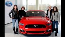 Ford destaca participação das mulheres na criação do Mustang e Ka Concept