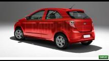 Novo Ford Ka terá produção inciada em março de 2014