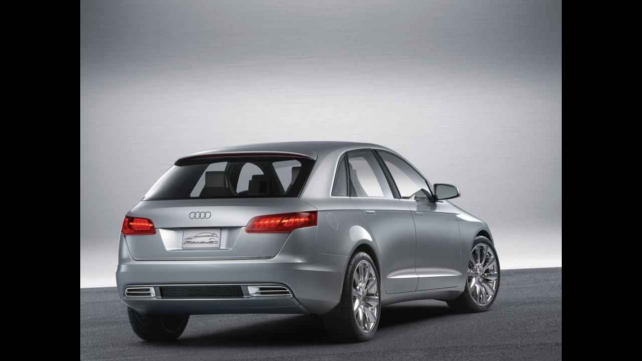 Frankfurt: Audi confirma apresentação de versão monovolume do A3