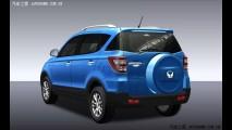 Ford EcoSport ganhará um clone no mercado chinês