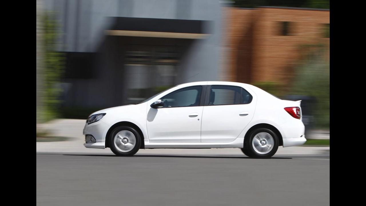 Volta Rápida: Renault Logan renasce melhor, e agora bonito