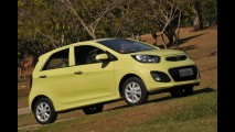 Kia lança Novo Picanto Flex 2012 no Brasil com preço inicial de R$ 34.900 - Veja detalhes das versões e fotos