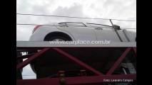 Segredo: Leitor flagra os chineses JAC J3 Sedan e Hatch em transporte no Brasil