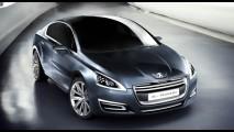 Atração francesa: Peugeot 5 Concept estará em Genebra