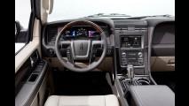 Lincoln atualiza visual do SUV de luxo Navigator para o Salão de Chicago