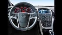 Opel Astra 2016: nova geração será menor e até 120 kg mais leve