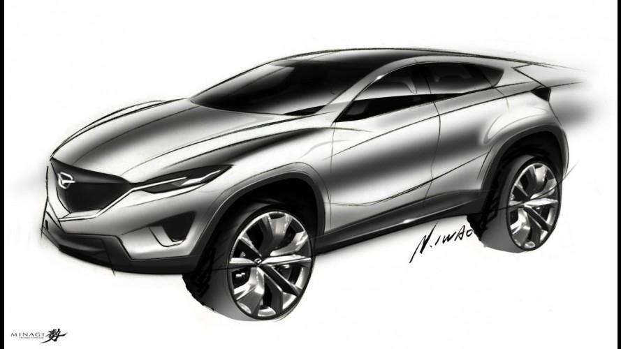 Mazda desenvolve crossover compacto CX-3 para rivalizar com Nissan Juke