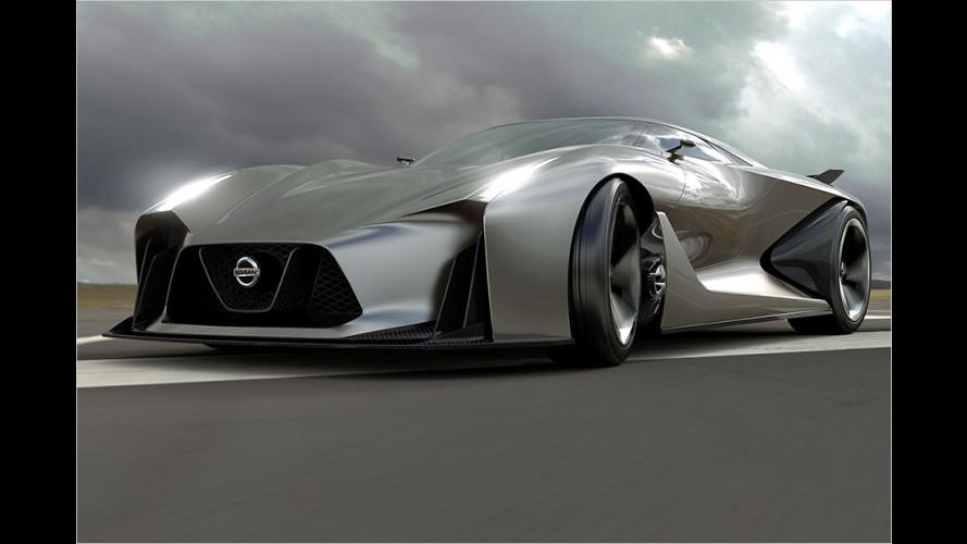 Nissan bringt 20/20-Aussichten