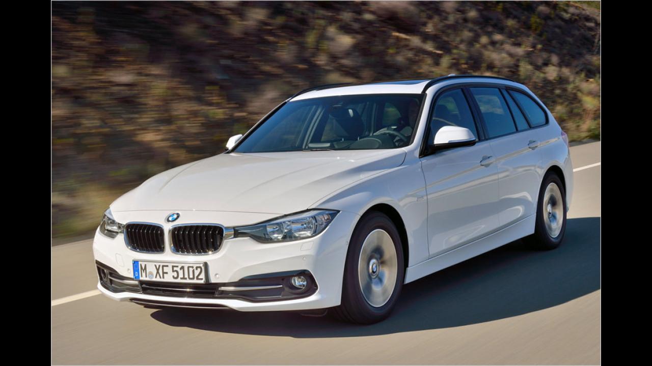 Kombi: BMW 3er Touring