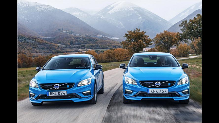 Das kosten die stärksten Serien-Volvos