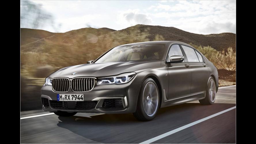 BMW M760Li xDrive: Der Super-Siebener