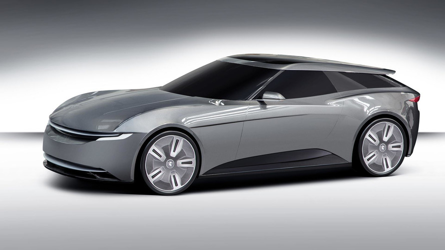 British EV Maker Seeks Crowdfunding To Make GT Concept A Reality