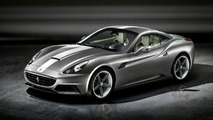 Artist impression: Ferrari California Veloce