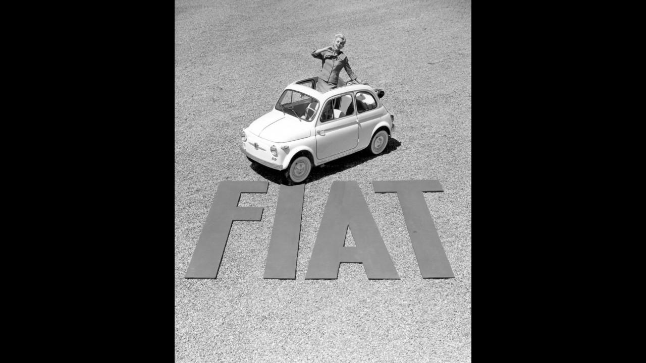 Fiat 500: un pò di storia...