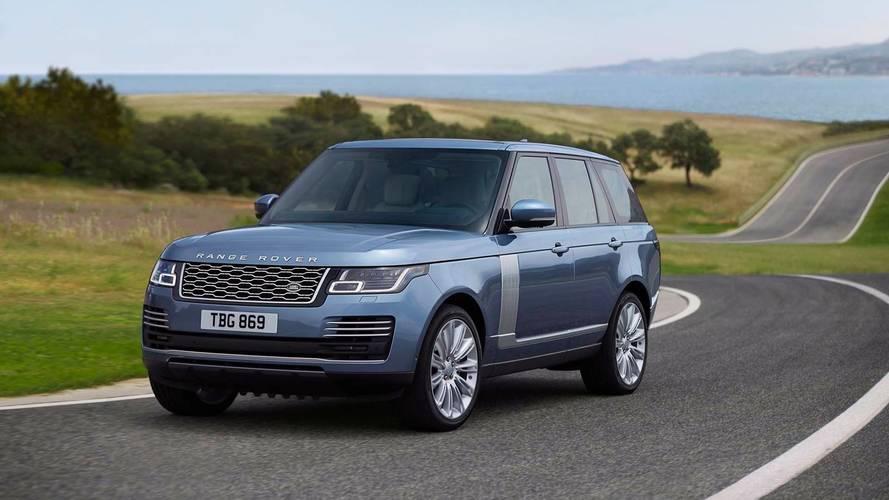 Range Rover Vogue 2018 muda visual e ganha versão híbrida com mais de 400 cv