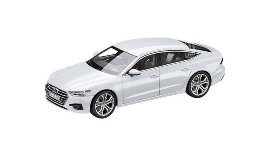 Audi A7 Sportback 2018 filtrado