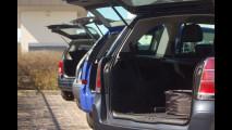 La gamma Opel a GPL