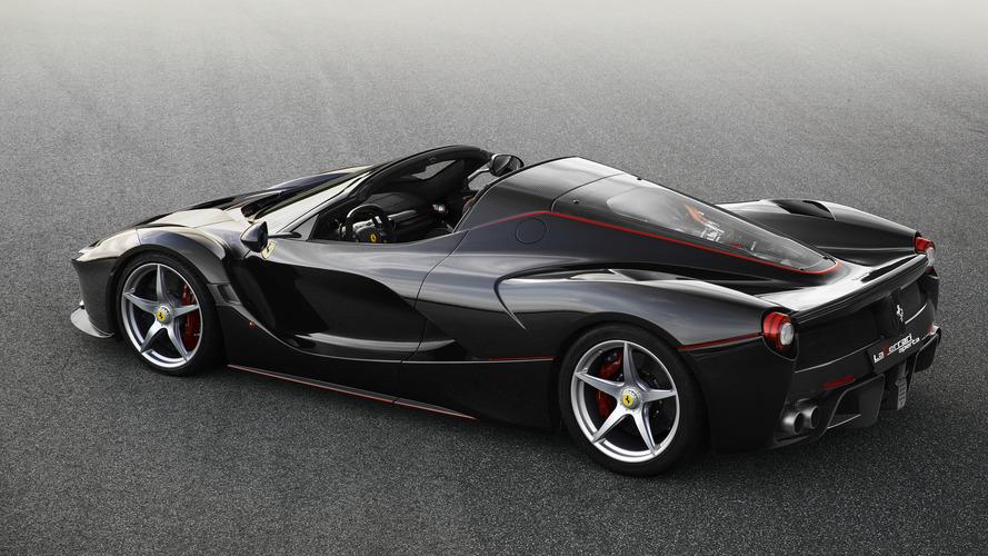 Marchionne – Toutes les Ferrari seront des hybrides en 2019