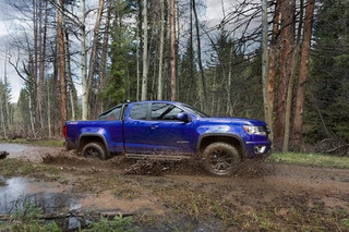 Is GM Working on a Raptor-Rivaling Off-Road Pickup?
