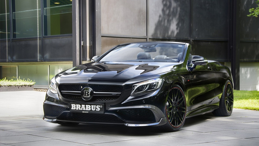 Mercedes-AMG S63 Cabriolet by Brabus