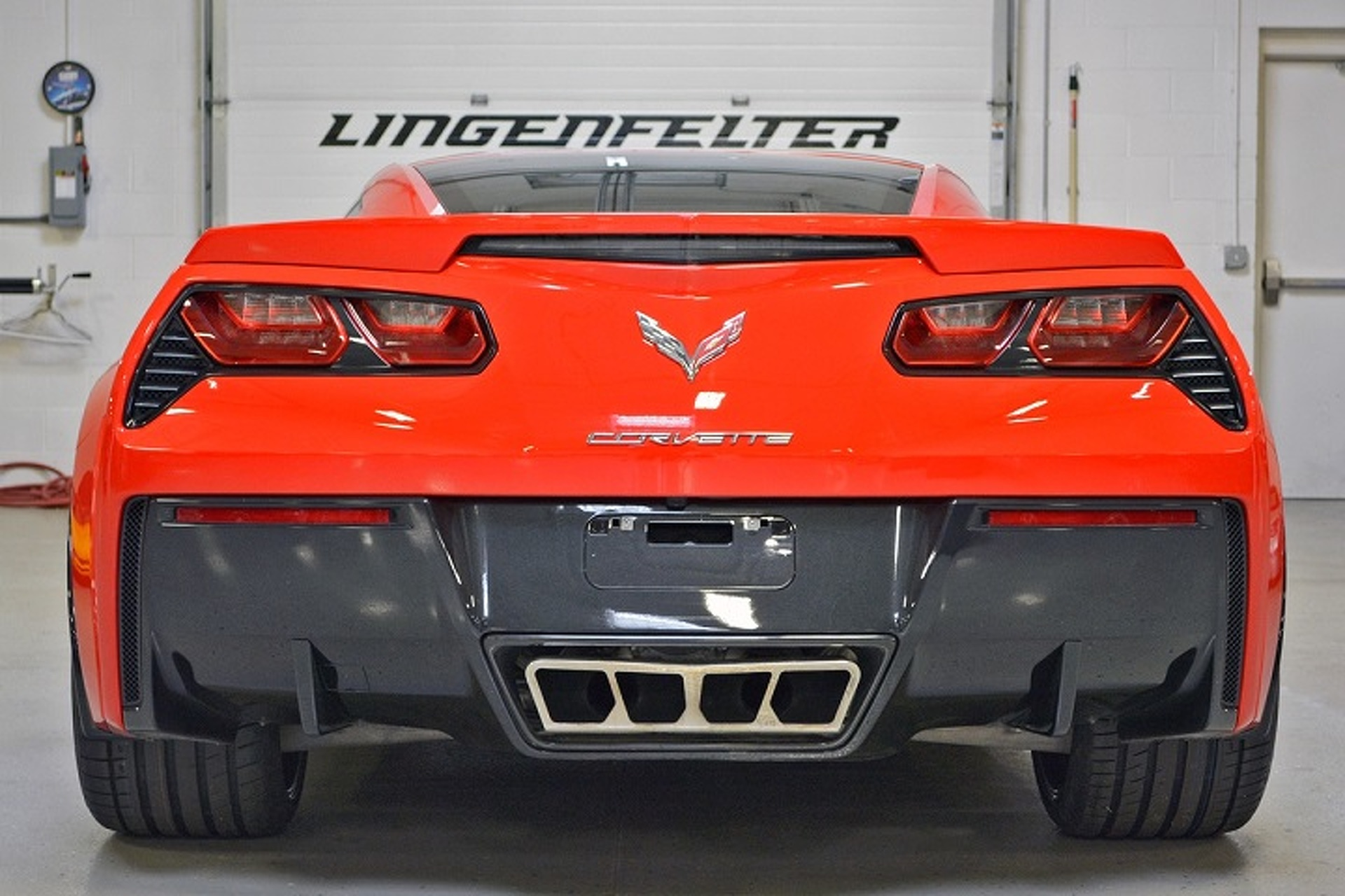 Lingenfelter Unveils Its Chevrolet Corvette Z06 Fighter