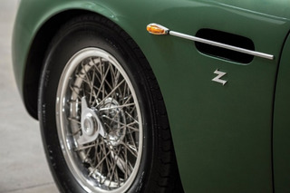 If Da Vinci Sculpted Cars: The Aston Martin DB4 GT Zagato
