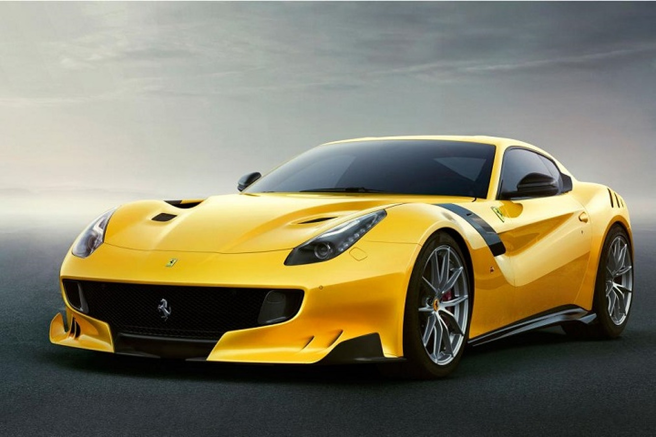 The Ferrari F12tdf Could Be the Performance Bargain Of the Century