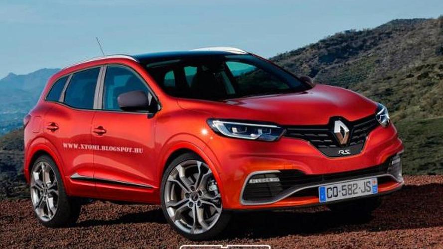 Renault reportedly planning Kadjar RS