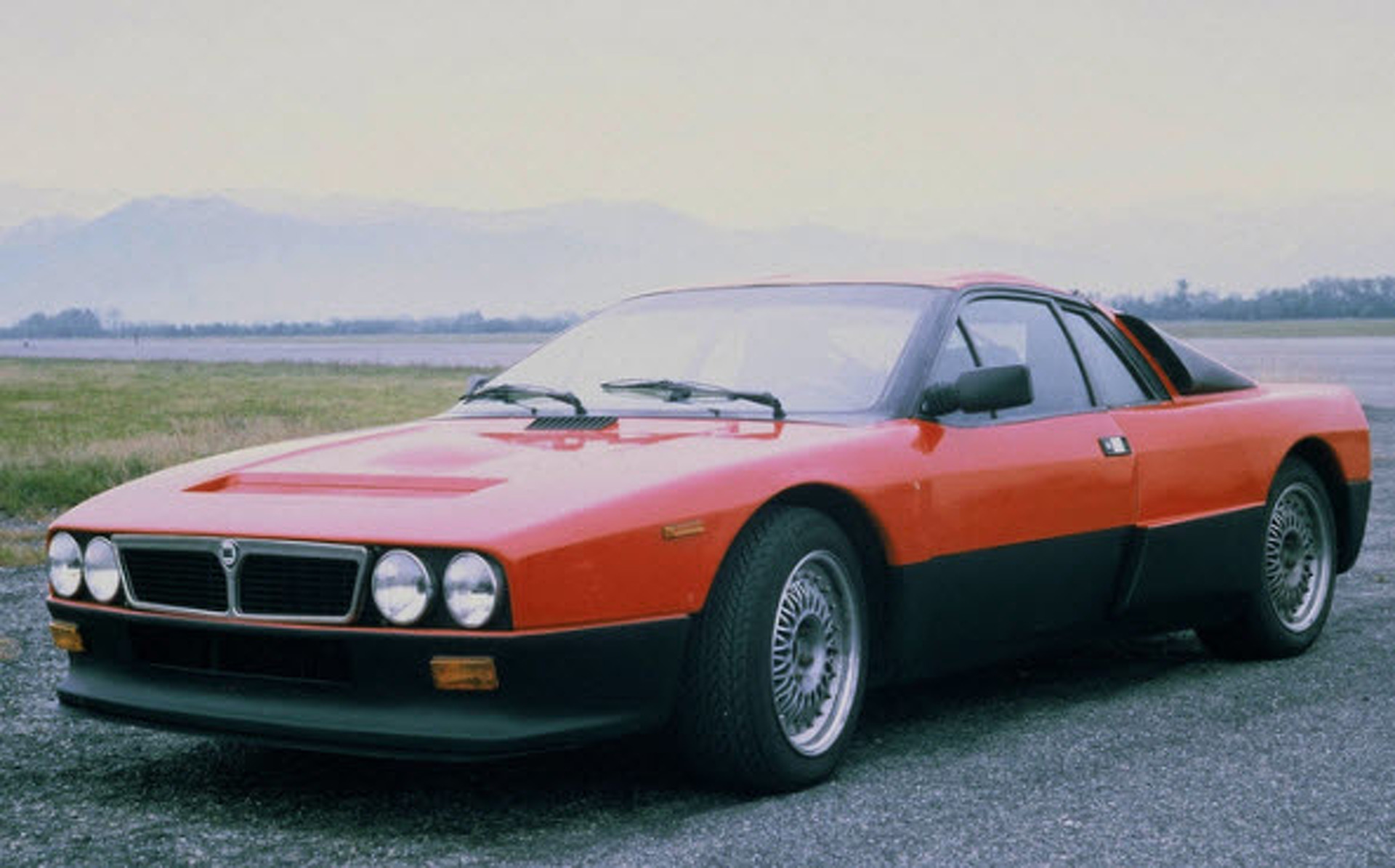 Why Lancia Never Made it in America