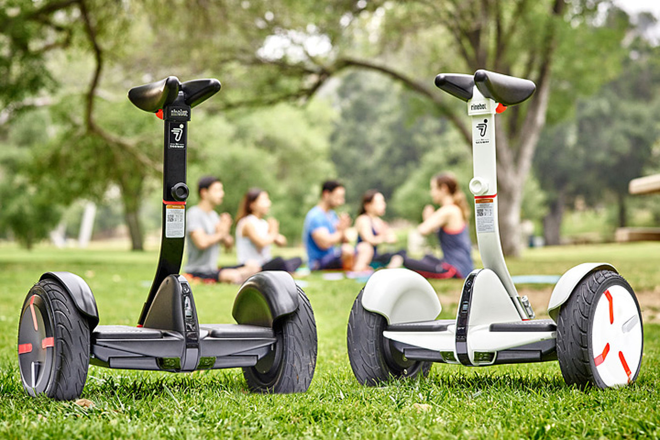 The Latest Segway is Not a Hoverboard — It's Better