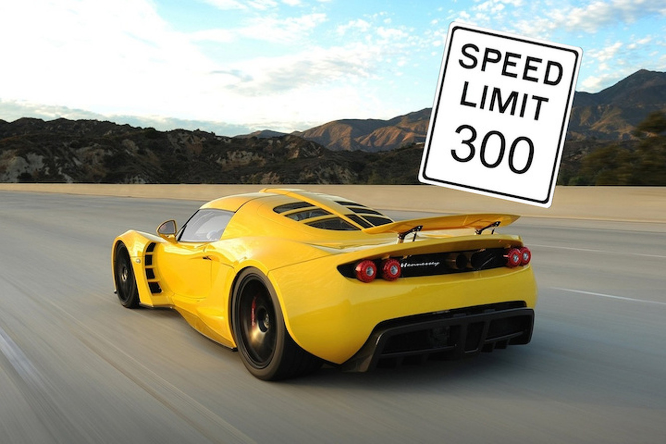 Which Automaker Will Reach 300 MPH First? [Poll]