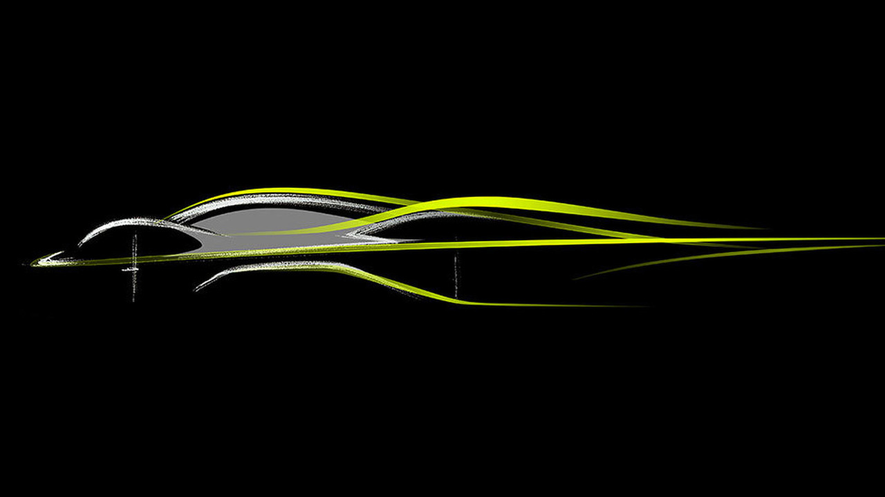 Aston Martin Project AM-RB 001 teaser image