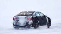 2018 Hyundai Sonata facelift spy photo