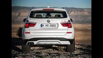 BMW X3 começa a ser produzido no Brasil com preço inicial de R$ 211.450