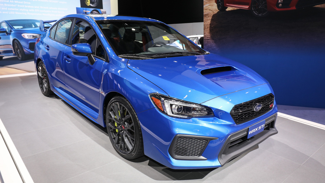 2018 subaru type ra.  2018 2018 subaru wrx and sti detroit 2017 throughout subaru type ra